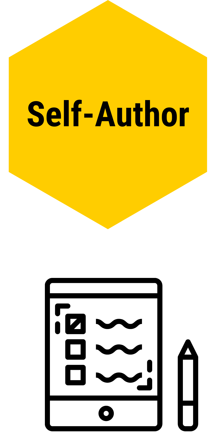 Self-Author Lessons Learned to Transform Organizational Training